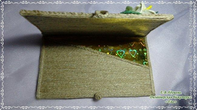 Здравствуйте все кто заглянул камне на страницу !Предоставляю вашему вниманию продолжение работы из серии Свадьба. Этот конверт под деньги меня попросили сделать после того как увидели свадебный набор с цветами (Каллы) В набор входит  букет невесты+ бутоньерка и заколка для волс грбешок. фото 6