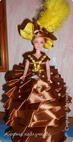 Моя новая Куколка-шоколадница фото 1