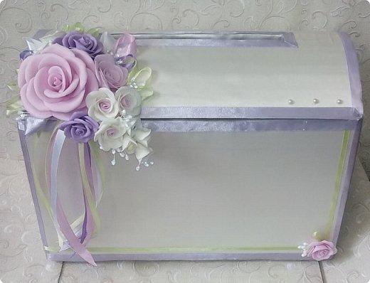 Здравствуйте! Сегодня хочу вам показать набор для  свадьбы в пастельных тонах. Нам с напарницей поступил заказ на свадебные аксессуары. Так как невеста должна быть в платье цвета айвори, основными цветами были айвори, розовый и лаванда.  Итак...  Набор для церемонии со свечами. фото 11