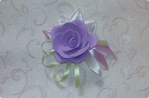Здравствуйте! Сегодня хочу вам показать набор для  свадьбы в пастельных тонах. Нам с напарницей поступил заказ на свадебные аксессуары. Так как невеста должна быть в платье цвета айвори, основными цветами были айвори, розовый и лаванда.  Итак...  Набор для церемонии со свечами. фото 8