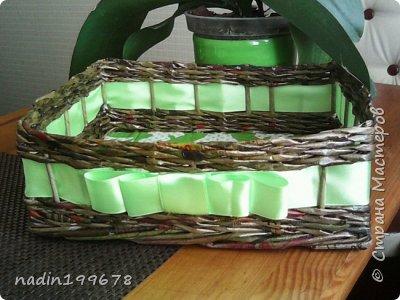 Корзиночки-плетушки фото 9