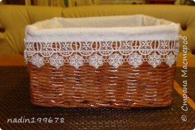 Корзиночки-плетушки фото 13