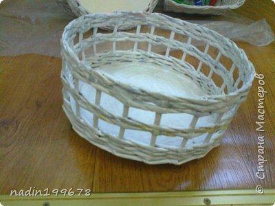 Корзиночки-плетушки фото 2