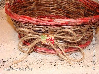 Корзиночки-плетушки фото 6