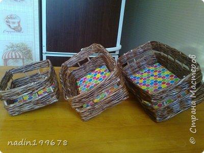 Корзиночки-плетушки фото 4