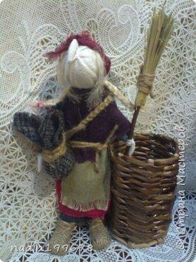 Корзиночки-плетушки фото 12