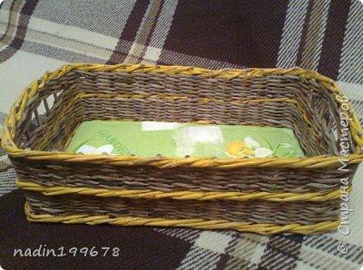 Корзиночки-плетушки фото 11