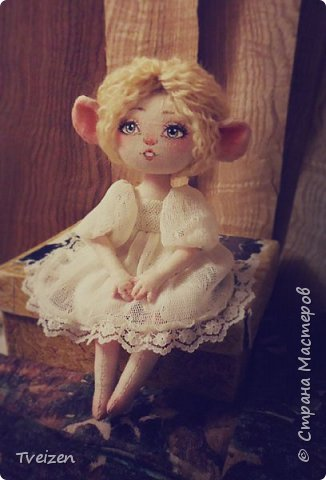 Мышка в кружевах) фото 1