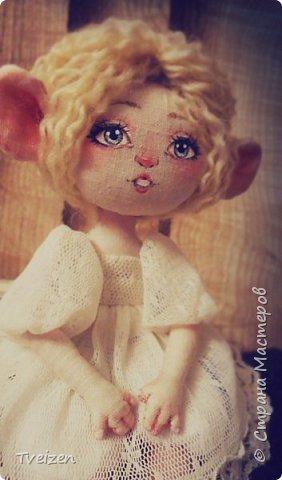 Мышка в кружевах) фото 4