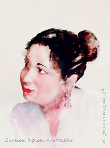 Портрет Патрины