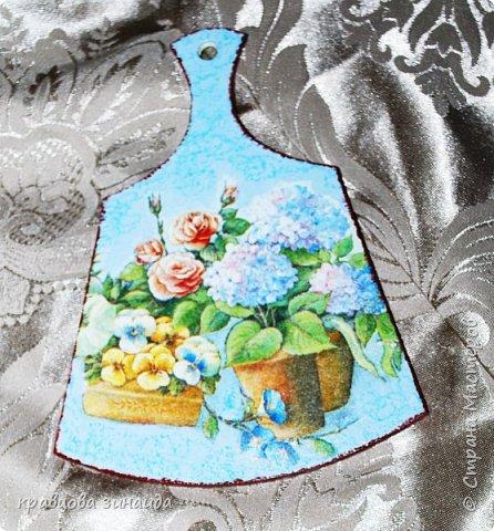 Добрый вечер мастера и мастерицы , сегодня я к вам со скромными поделками , досточки для украшения кухни и скромные открыточки  по заказу с днем рождения маки фото 3