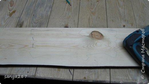 Здравствуйте! Это моя вторая мельничка для украшения сада. Сделана из массива, покрыта лаком. фото 21