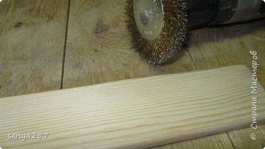Здравствуйте! Это моя вторая мельничка для украшения сада. Сделана из массива, покрыта лаком. фото 8