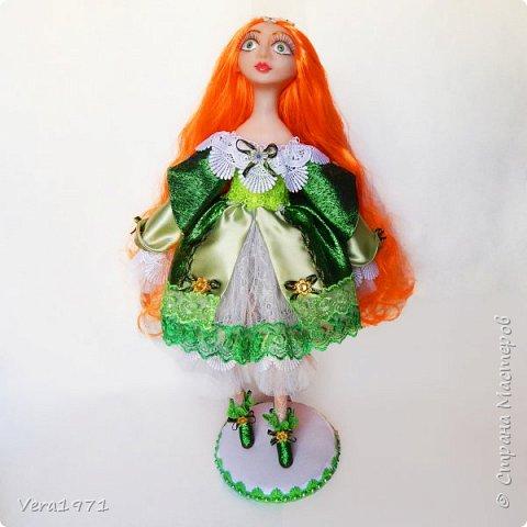 """Кукла """"Мериде"""" фото 4"""