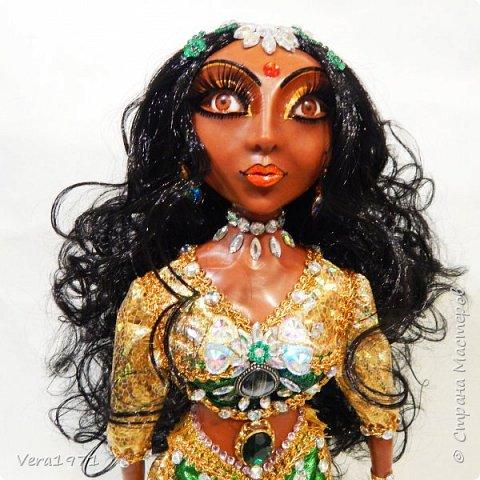 """Кукла """"Шамаханская царица""""  фото 8"""
