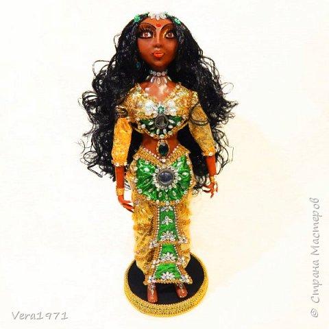 """Кукла """"Шамаханская царица""""  фото 5"""