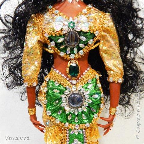 """Кукла """"Шамаханская царица""""  фото 3"""