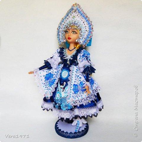 """Кукла """"Русская красавица"""" фото 9"""