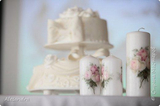 Свадебный набор, или что успели сфотографировать... фото 2