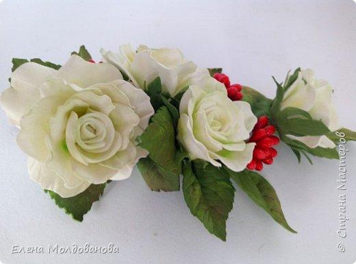 Розы на ленте фото 4