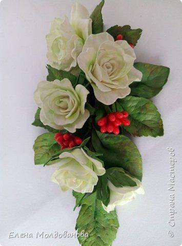 Розы на ленте фото 5