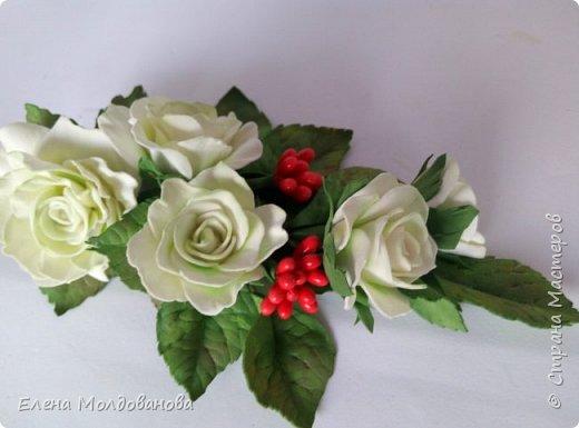 Розы на ленте фото 6