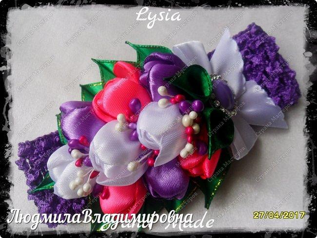 Охи утонула я в цветах.........тюльпанах фото 6