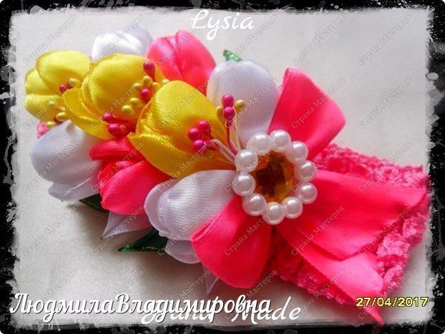 Охи утонула я в цветах.........тюльпанах фото 9