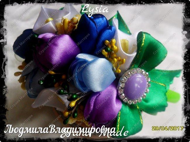 Охи утонула я в цветах.........тюльпанах фото 13