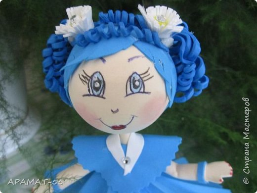 Здравствуйте!!! Сегодня у меня опять куклы.Увлеклась. Целая компания ребятишек. фото 8