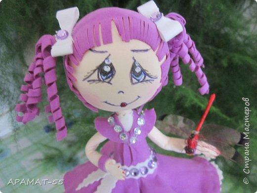 Здравствуйте!!! Сегодня у меня опять куклы.Увлеклась. Целая компания ребятишек. фото 12