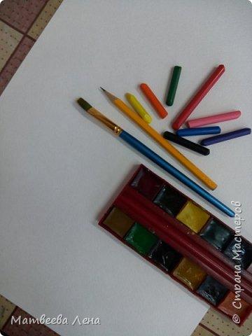 Вот такой натюрморт мы рисуем с ребятами на занятиях.  фото 2
