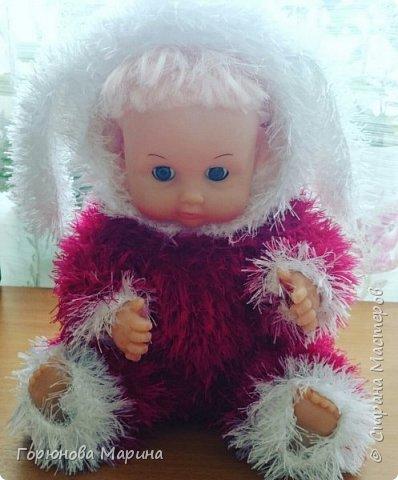 Костюмчик для куклы