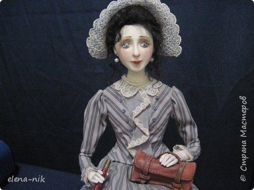 Нормальные  люди в 12 ночи уже спят. Но у меня сегодня был день впечатлений, поэтому не спится и решила  вам показать некоторые куклы, да и не только куклы, которые я сегодня увидела на выставке.  фото 15