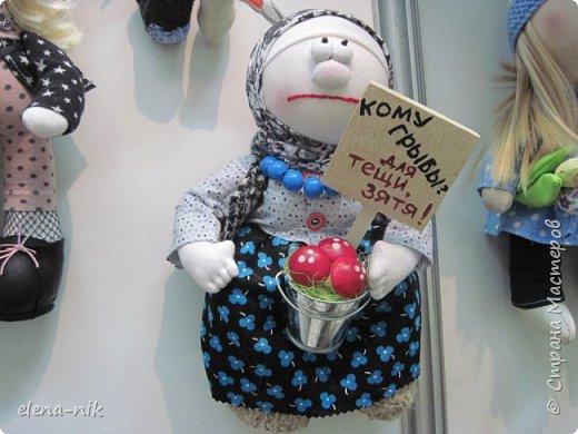 Нормальные  люди в 12 ночи уже спят. Но у меня сегодня был день впечатлений, поэтому не спится и решила  вам показать некоторые куклы, да и не только куклы, которые я сегодня увидела на выставке.  фото 27
