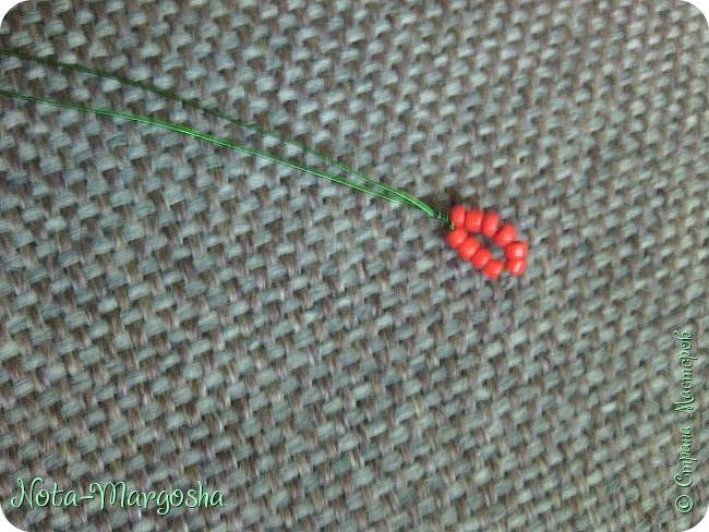Сей неведомый цветок... МК фото 6
