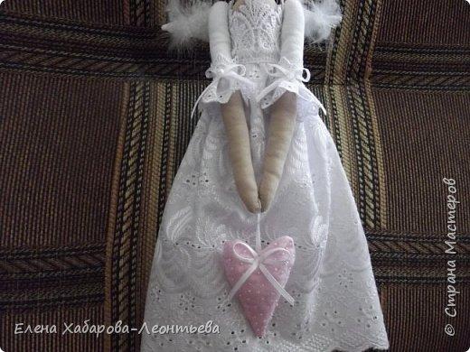Мой сердечный ангел в стиле Тильда. фото 2
