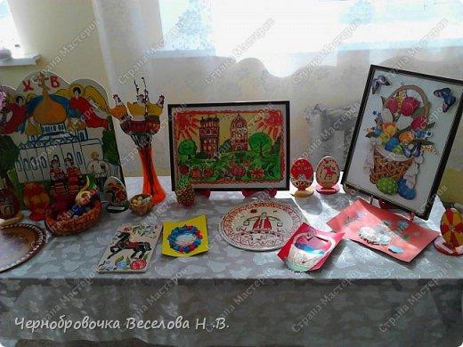 26апреля в Самарской школе 132 проводились Международные славянские чтения, в рамках которых организуется выставка декоративно-прикладного творчества. В этом году было выставлено более 200 работ со всей Самарской области. Мы помимо этого давали мастер-класс по прорезной бересте фото 9