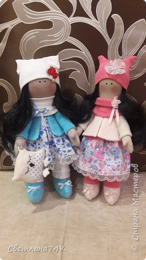 Куколки фото 1