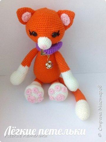 Кошечка Рыжуля фото 2