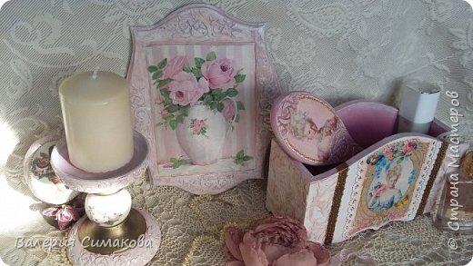 Подставка для свечи, Подставка для косметики/расчесок, панно, яйцо, расческа) фото 8