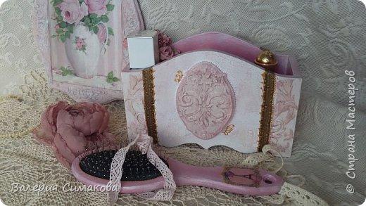 Подставка для свечи, Подставка для косметики/расчесок, панно, яйцо, расческа) фото 3