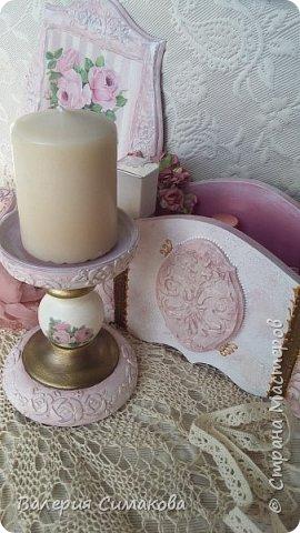 Подставка для свечи, Подставка для косметики/расчесок, панно, яйцо, расческа) фото 1
