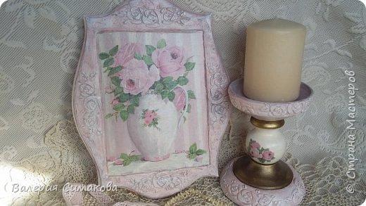 Подставка для свечи, Подставка для косметики/расчесок, панно, яйцо, расческа) фото 14