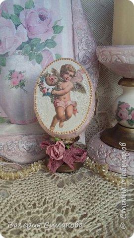 Подставка для свечи, Подставка для косметики/расчесок, панно, яйцо, расческа) фото 9