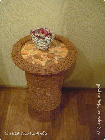 Чайный столик  фото 2
