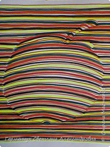 Рисунки  Третьяк Дарьи  3Д.-кисть  руки .,увидела в Интернете и попробовала  нарисовать.Очень хорошо!!! фото 6