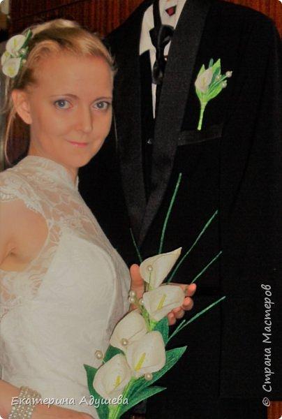 Приветствую всех кто заглянул на маю страничку продолжаю тему свадебной тематике и цветы из джута. На этот раз это набор бижутерии с цветами из джута фото 9