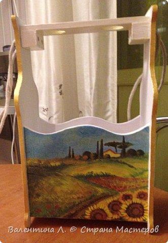 Коробка для Вина Тоскана фото 1