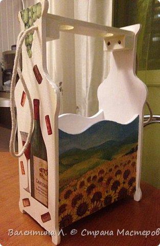 Коробка для Вина Тоскана фото 2